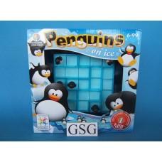 Penguins on ice nr. SG 155-01