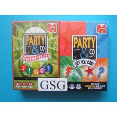 Party & Co summer + Party & Co bet you can nr. 81583/81582-00