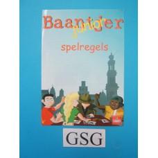 Baantjer junior handleiding nr. 70104-302