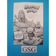 Bunny Hop handleiding nr. 21 567 6-302