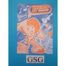 Dance Mania handleiding nr. 0102 46093 104-302
