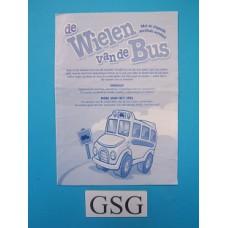 De wielen van de bus handleiding nr. 40396 104-302
