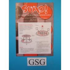 Sumo handleiding nr. 0201 03313 104-302