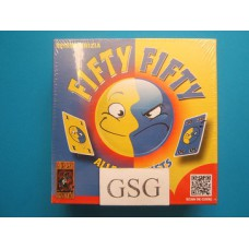 Fifty fifty nr. 999FIF01-00