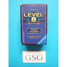 Level 8 demo spel nr. 92 819 4-01