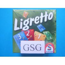 Ligretto groen nr. 01207-10
