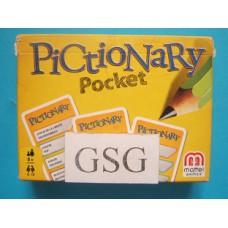 Pictionary pocket nr. BC4472-01