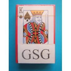 Speelkaarten nr. 61152-00
