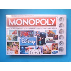 Monopoly Disney nr. 0517 C2116 104-00