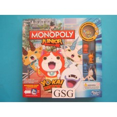 Monopoly Junior Yo-Kai Watch nr. 0316 B6494 104-01
