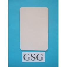 Blanco kaart nr. 61123-02