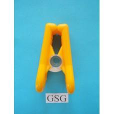 Clip geel nr. 61125-02