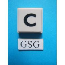 Letter C nr. 60653-02