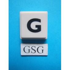 Letter G nr. 60657-02