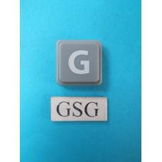 Letter G nr. 60970-02
