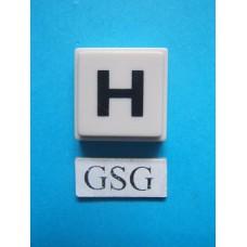 Letter H nr. 60658-02