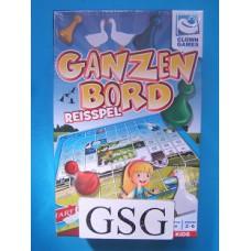 Ganzenbord reisspel nr. 0607237-00