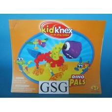 Kid knex dino pals bouwvoorbeeld nr. 85135-303