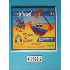 Kid knex big building tub bouwvoorbeeld nr. 85255-302