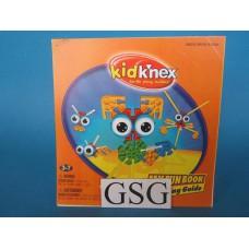Kid knex bug eyed buddies bouwvoorbeeld nr. 85010-303