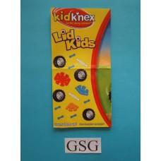 Kid knex Engine Ed bouwvoorbeeld nr. 85203-303