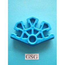 Connector blauw nr. 16155
