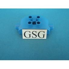 Lichaamsdeel blauw boven nr. 16364