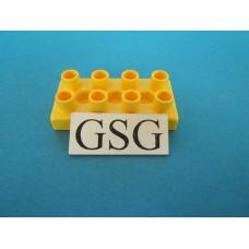 Steen geel 4x2  plat nr. 16385