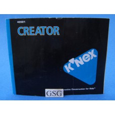 Knex creator nr. 42001-02