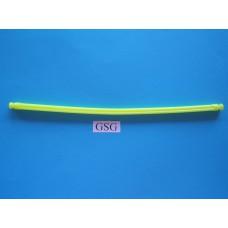 As 185 mm flexibel geel fluoriserend nr. 16129
