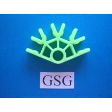 Connector groen fluoriserend nr. 16016