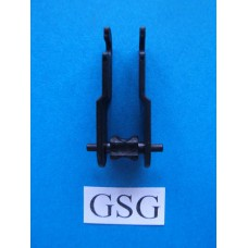 Kettingschakel zwart 32 mm nr. 16080