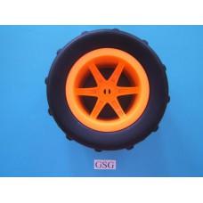 Monstertruck wiel kompleet nr. 16113