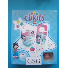 Clikits starry decoration set nr. 7530-00