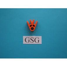 Connector oranje nr. 16351