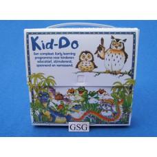 Kid-do Tim Trippel's domino nr. NL 07129-01