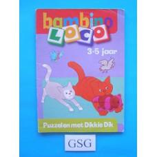 Puzzelen met Dikkie Dik nr. 25232-02
