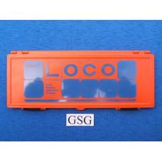 Basisdoos mini loco oranje nr. 25189-02