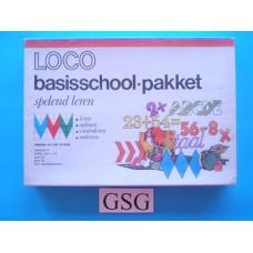 Maxi loco basisschoolpakket nr. 25252-01