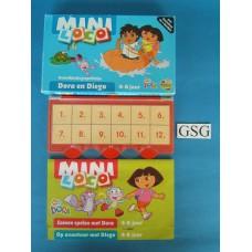 Dora en Diego ontwikkelingsspelletjes nr. 25007-02