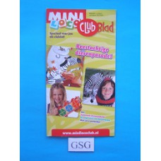 Mini Loco clubblad nummer 1, oktober 2007/2008 nr. 25240-01