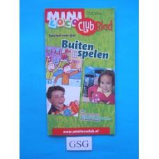 Mini Loco clubblad nummer 3, maart 2007/2008 nr. 25242-01