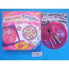 Mandala-designer romantic 2 in 1 nr. 29 987 4-02