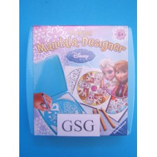 Mini mandala-designer Disney Frozen nr. 29 835 8-00