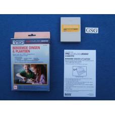 Cassette beroemde dingen en plaatsen voor Pre Computer 2000 nr. 80-1890-02