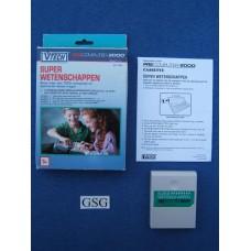 Cassette super wetenschappen voor Pre Computer 2000 nr. 80-1889-02