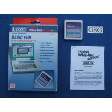 Cassette Basic Fun voor Talking Whiz Kid Notebook nr. 80-2445-01