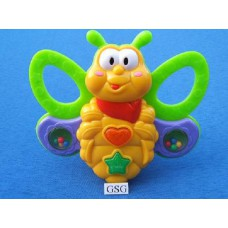 Vlinder met licht en geluid nr. 11023-02