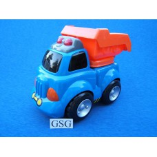 Vrachtauto met licht en geluid (silverlit toys)
