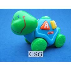 Schildpad met licht en geluid nr. 13039-02